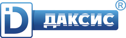 Логотип компании ДАКСИС, logo DACSYS
